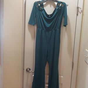 NY Collection Jumpsuit